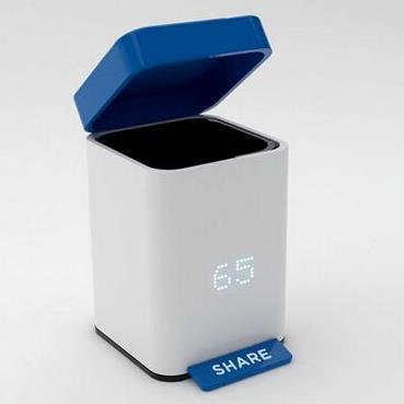 家用AI垃圾桶
