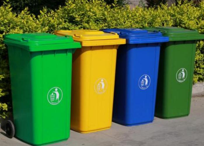 塑料垃圾桶有哪些好处,为什么这么多人购买重庆垃圾桶厂家绿灿的塑料垃圾桶