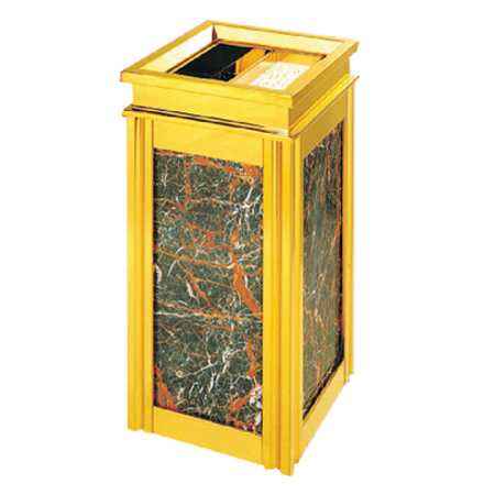 室内单筒垃圾筒(大理石饰面)LC-DT103B